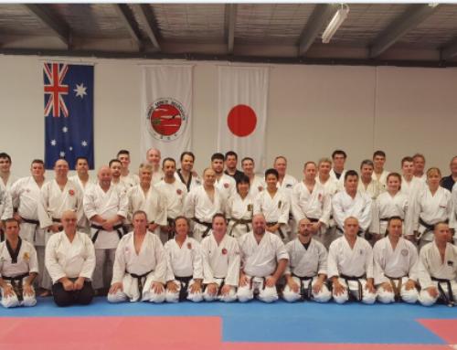 Practical Karate in Australia – Iain Abernethy Seminar